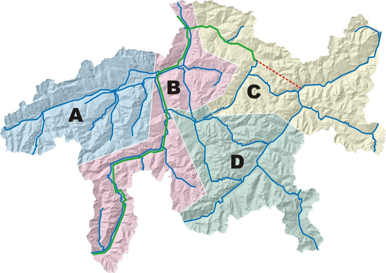 Regionen Codes